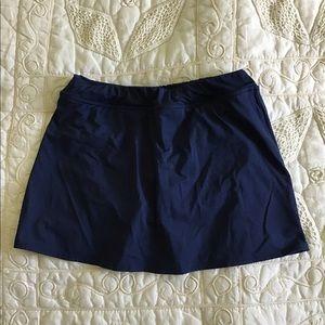 LAND'S END Women's Swim Skirt Size 10